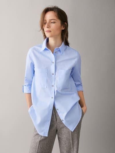 bueno entrega rápida donde puedo comprar Camisa oxford bolsillos en 2020 | Camisas oxford, Camisas y ...