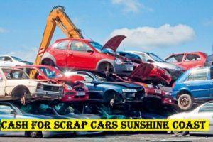 Earn Top Cash For Scrap Cars Sunshine Coast With Scrap Car Car
