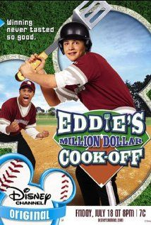 Eddie's Million Dollar Cook-Off (2003). Very good movie. I miss old Disney movies.