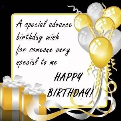 Birthday Wishes For Someone Special Birthday Cards – Special Birthday Cards for Someone Special