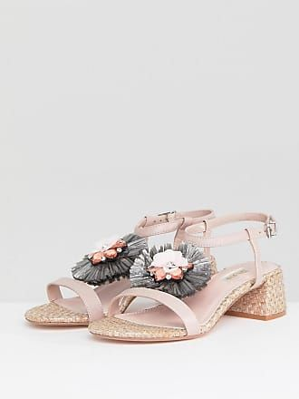 Latest shoes Dune Marble Metallic Gem Block Heeled Sandals