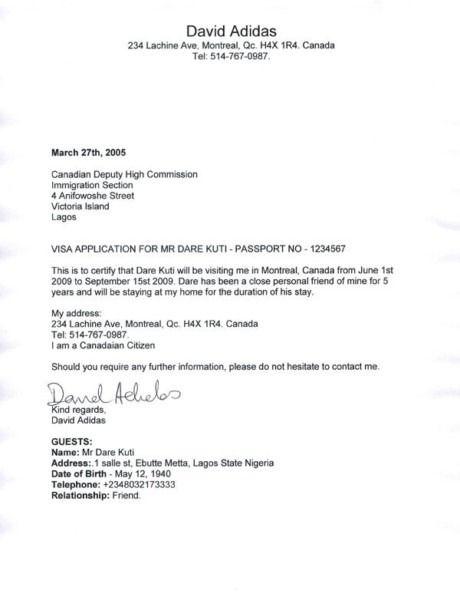 An Invitation Letter Example Sample Of Invitation Letter Lettering Letter Templates Free