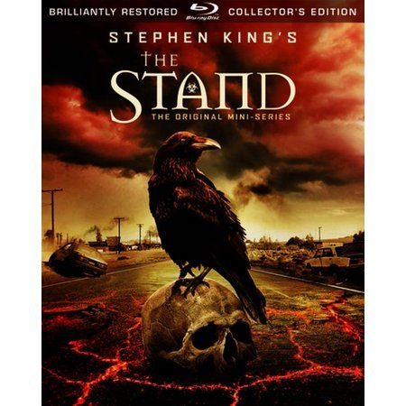 The Stand Blu Ray Walmart Com In 2020 Stephen King Stephen King Movies The Stand Stephen King