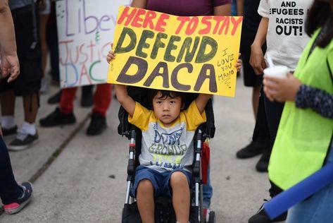 Justice Dept. tells Supreme Court decision to end DACA was lawful — CNN Politics