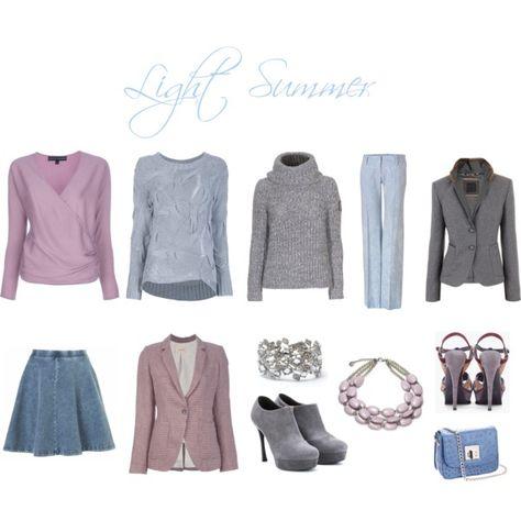 """Light Summer Neutrals"" by sabira-amira on Polyvore"