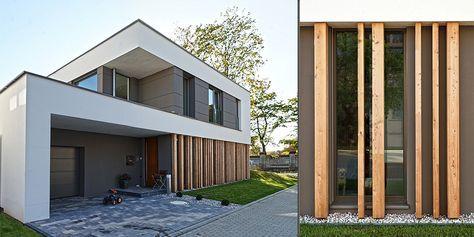 Sattel+ 147b Das 147 M2 Mali Haus Mit Satteldach Und Panoramaverglasung   Haus  Bauen Grundriss Mit Garage   Pinterest