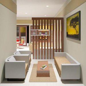 desain ruang spa sederhana