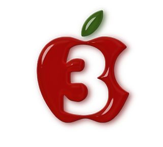 Abecedario En Manzanas Alphabet In Apples Abecedario Letras De Monograma Alfabeto
