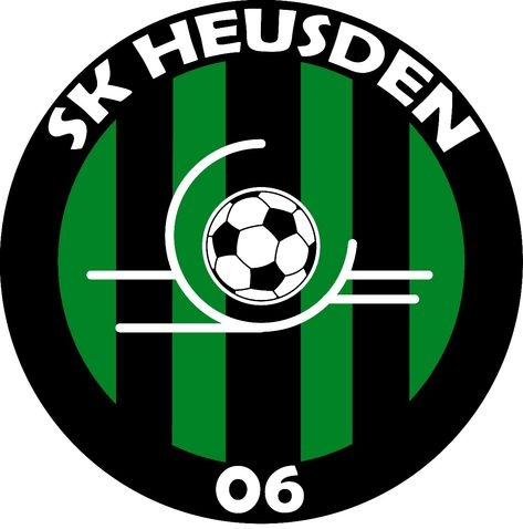 Sk Heusden 06 Football Logo Soccer Team Football Club