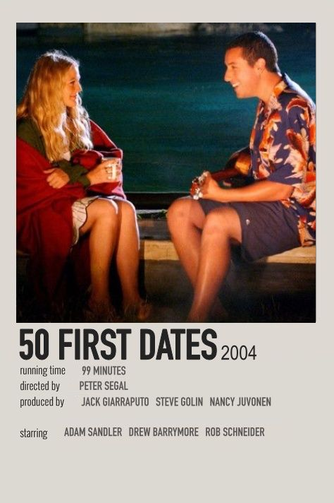 50 first dates by isabella