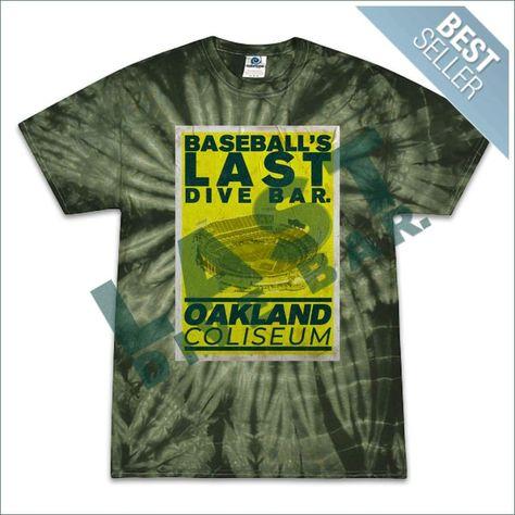 Last Dive Bar Tie Dye Tee (Spider Green) - 2X / Spider Green
