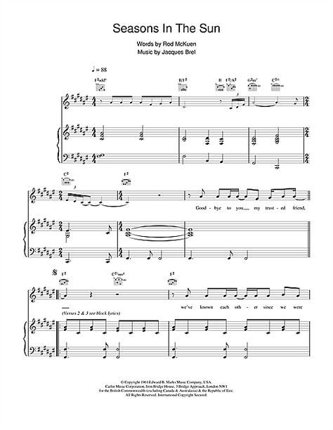 Crazy Little Thing Called Love Sheet Music Queen With Images
