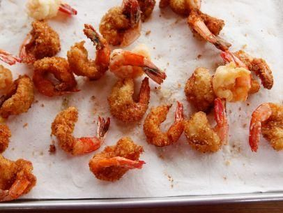 """Fried Shrimp (The Couple That Cooks Together) - """"The Pioneer Woman"""", Ree…"""