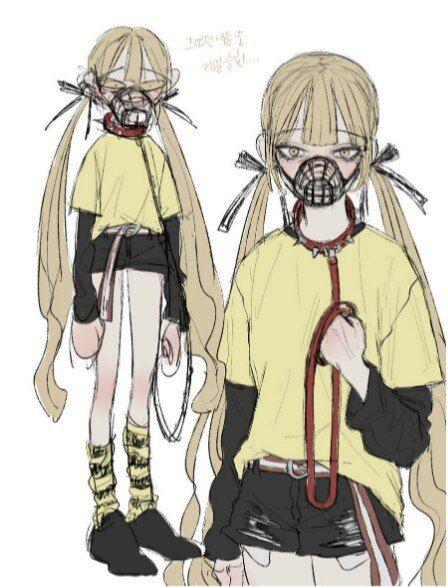 Nina é uma menina de 13 anos. ela era filha de um cientista, e acabou sendo cobaia de varios experimentos dele. mas um dia,ele fez um experimento nela,que deu super errado,ela se tornou agressiva,havia garras nela e tambem orelhas de lobo ou sla oque,seus dentes estavam afiados e seus olhos estavam vermelhos,ela acabou atacando a todos que estavam na sala.inclusive seu pai,mas quando o efeito passou... ela começou a chorar desesperadamente e a pedir desculpas para seu pai que estava morto.