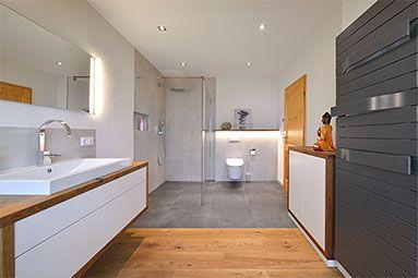 Waschtisch Badmobel Parkett Und Dusche Aus Aschaffenburg Und Offenbach Badezimmer Sanieren Badezimmer Anthrazit Badezimmer