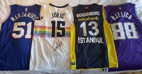 [组图/Carousel]Thank you @kssrbije  palyers for signing my jerseys! I believe #SERBIA will w... [组图/Carousel]Thank you @kssrbije  palyers for signing my jerseys! I believe #SERBIA will win the Gold Medal in the #FIBAWORLDCUP2019! #NIKOLAJOKIC #BOGDANBOGDANOVIC #NEMANJABJELICA #BOBANMARJANOVIC #FIBA #FIBAWORLDCUP #FIBAWC #WORLDCUP #BASKETBALL #SERBIAGOTGAME #CHINA #CHINA2019 #FOSHAN #SIXERS #DENVERNUGGETS #fenerbahçe #SACRAMENTOKINGS #JERSEYS #jerseygamephilippines