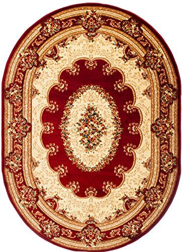 Carpeto Rugs Tapis Salon Marron 60 x 100 cm Oriental//Iskander Collection
