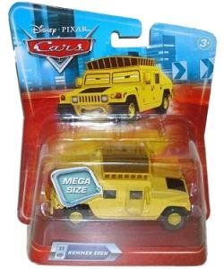 Disney Pixar Cars Movie 1 55 Scale Diecast Toy Oversized Vehicle Set Of 2 Hummer Sven And Tj Learn More By Visiting Th Cars Movie Pixar Cars Diecast Toy