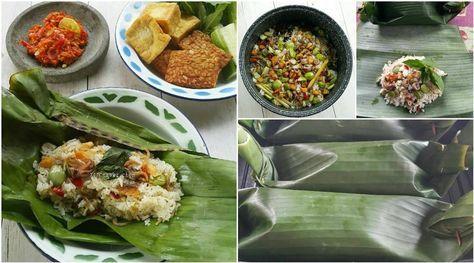 Nasi Liwet Bakar By Xanderskitchen Resep Sederhana Makanan Resep Masakan Indonesia