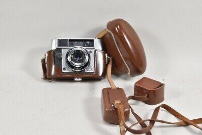 Ebay Sponsored E76u66 Agfa Fotokamera Mit Optima 500 S Compur