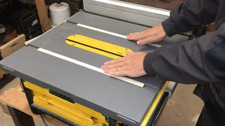 How To Make A Crosscut Sled For Table Saw Table Saw Sled Table