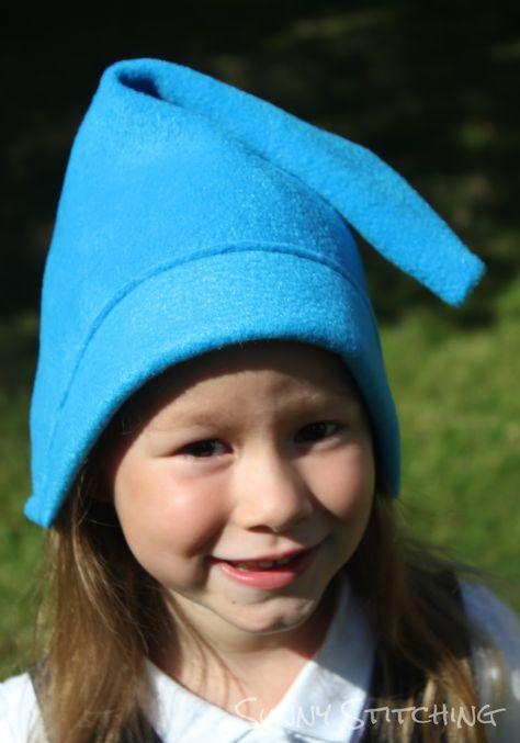 63dbdf4c862 Fleece Gnome Hat Tutorial