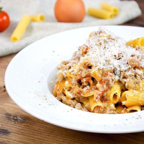 Pasta alla zozzona - #alla #Pasta #zozzona