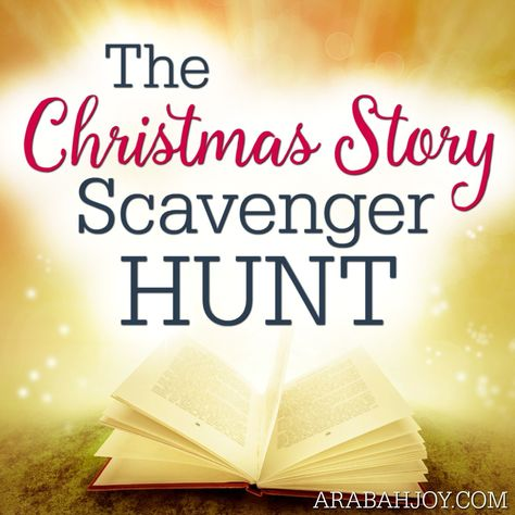 christmas eve Use this fun Christmas Scavenger Hunt to celebrate the true meaning of Christmas this year with your family! Christmas Riddles, Christmas Scavenger Hunt, Christmas Games For Family, School Christmas Party, Christmas Bible, Christmas Program, Childrens Christmas, Christmas Party Games, A Christmas Story