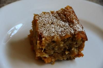 Num Taloak (Persimmon Coffee Cake)