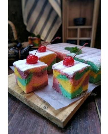 Resep Unicorn Ogura Cake Oleh Ardhaniluvnabva Resep Kue Makanan Makanan Dan Minuman