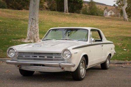 Hemmings Find Of The Day 1964 Dodge Dart Gt Dodge Dart Gt
