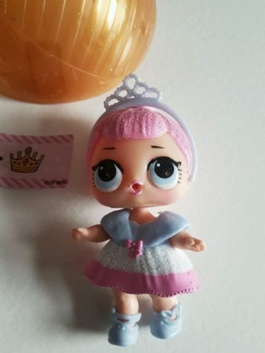 Lol Surprise Series 1 Crystal Queen Gold Ball Mgaentertainment Doll Accessories Dolls Christmas Ornaments