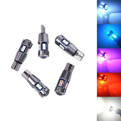Sponsored Link T10 W5w 3030 Led Car Interior Reading Dome Light Marker Lamp 168 194 Bulbe In 2020 Dome Lighting Bright Led Lights