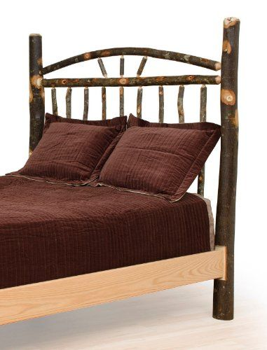 Furniture Barn Usa Rustic Hickory Wagon Wheel Bed Headboard Only Twin Size Amish Made Headboards For Beds Barn Furniture Bed Furniture