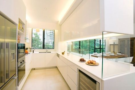 Materials can make all the difference in the world when choosing ways to enhance your kitchen. When trying to decorate and improve your home do you ever th