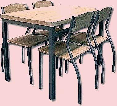 Pin By Alan Dach On Table Et Chaise De Cuisine Home Decor Furniture Decor