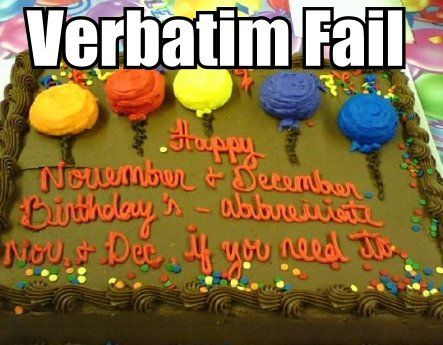 WalMart Cake you cannot fix stupid EPIC FAILS Pinterest