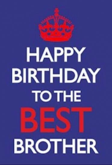 Swell 55 Ideas Birthday Quotes For Brother Keep Calm For 2019 Quotes Funny Birthday Cards Online Fluifree Goldxyz