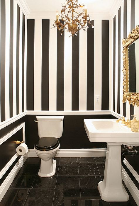 Black And White Bathrooms Design Ideas Decor And Accessories Bathroom Color Schemes Black White Bathrooms Black And White Decor