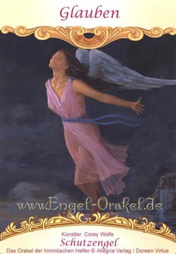 engelkarten kostenlos ziehen doreen virtue