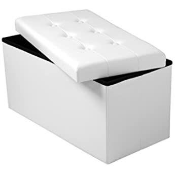 Wenko 20631100 Candy Tabouret De Douche Avec Sac A Linge Integre Blanc Amazon Fr Cuisine Maison En 2020 Douche Tabouret Coffre A Linge
