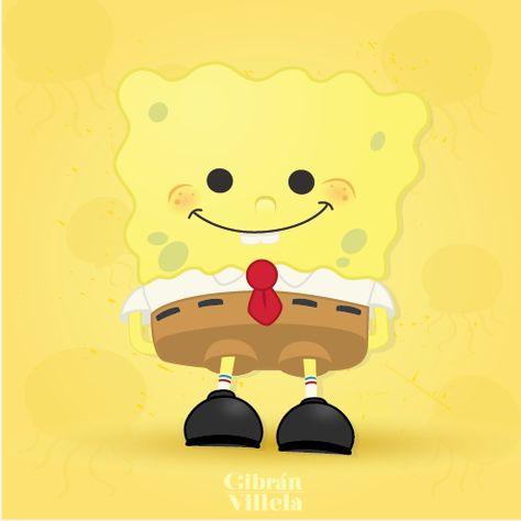 Sponge Bob Kawaii