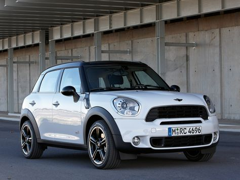 Mini Cooper Countryman All4 Jack Pinterest And Cars
