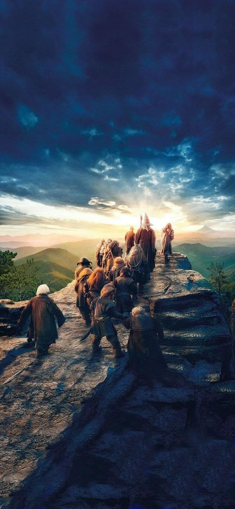 lord of the rings hobbit lotr wallpaper android