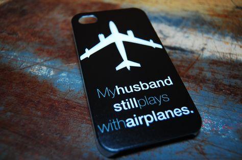 Pilota moglie caso per Iphone 6 4.7 4.7 5s 5 4s di iCandyProducts