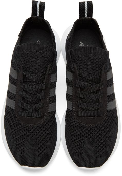 adidas Originals - Black Flashback Sneakers