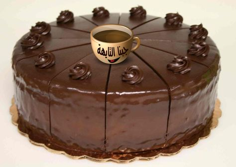 كيكة الشيكولاتة طريقة عمل كيكة الشيكولاته بالصور والتفاصيل كيك الشوكولاته كيكة الشيكولاته كيكة ع Chocolate Cake Recipe Tasty Chocolate Cake Bakery Cakes