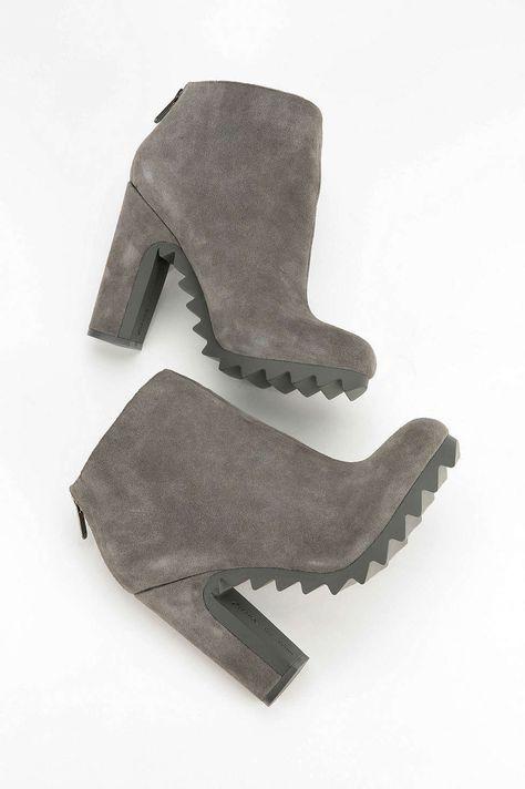 The Inside Track To Fall Footwear Domination #refinery29  http://www.refinery29.com/tread-sole-booties#slide5