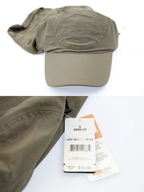 Clothing 72891  Patagonia Bimini Stretch Fit Fly Fishing Cap - Large -  BUY  IT NOW ONLY   19.99 on  eBay  clothing  patagonia  bimini  stretch  fishing    ... 102ad34f8ca
