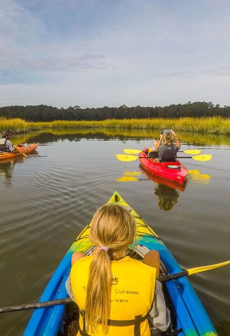 Myrtle Beach is filled with FUN activities the whole family can enjoy! From kayaking in the salt marsh to taking a ride on the SkyWheel, we've rounded up 16 of our favorite things to do in Myrtle Beach with kids. Check it out on our blog! #MyrtleBeach #MyrtleBeachVacation #FunThingsToDoInMyrtleBeach #SouthCarolina #SouthCarolinaVacation #FamilyTravel #RoadTrips